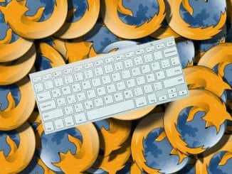 Firefox Tastaturbedienung Beitrag