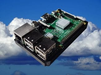 Raspberry Pi Cloud Beitragsbild