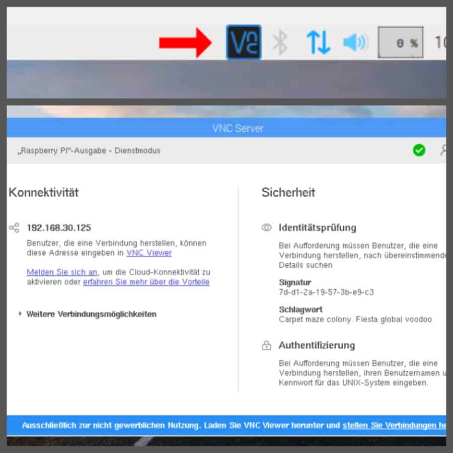 Raspberry Pi Fernzugriff konfigurieren- bitreporter de