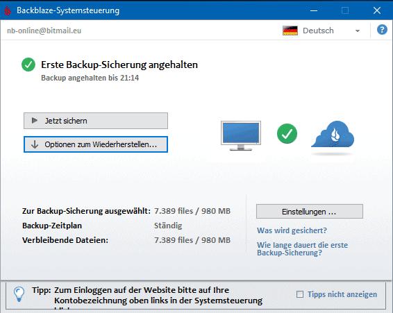 backblaze-software
