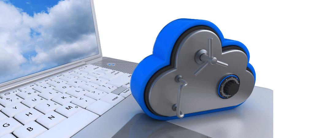 Cloud Beitrag