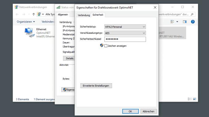 Windows 10 WLAN Passwort anzeigen Beitragsbild