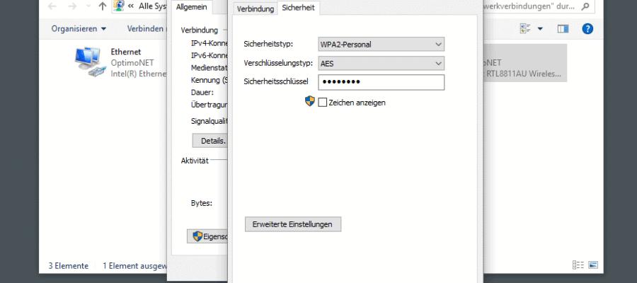 windows live mail passwort anzeigen lassen