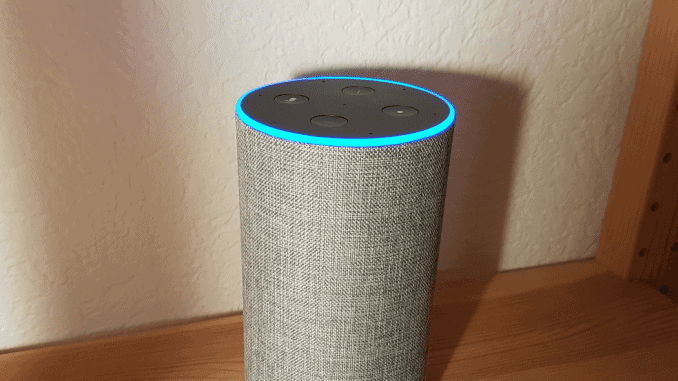 Amazon Echo Beitragsbild