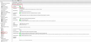 Openmediavault Samba Dienst aktivieren