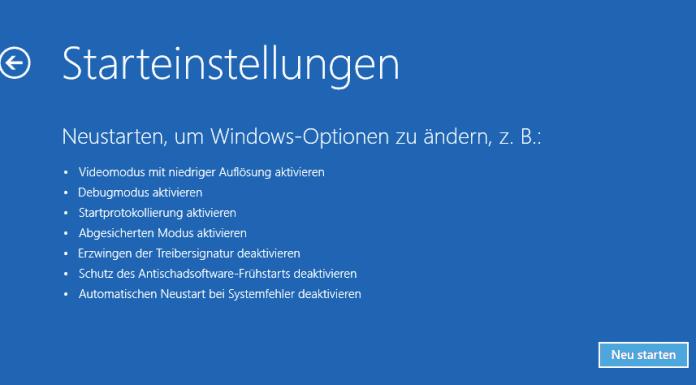 Windows 10 abgesicherter Modus Beitragsbild