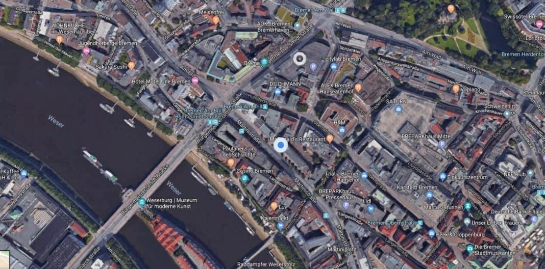 Google Maps Standort teilen Beitragsbild