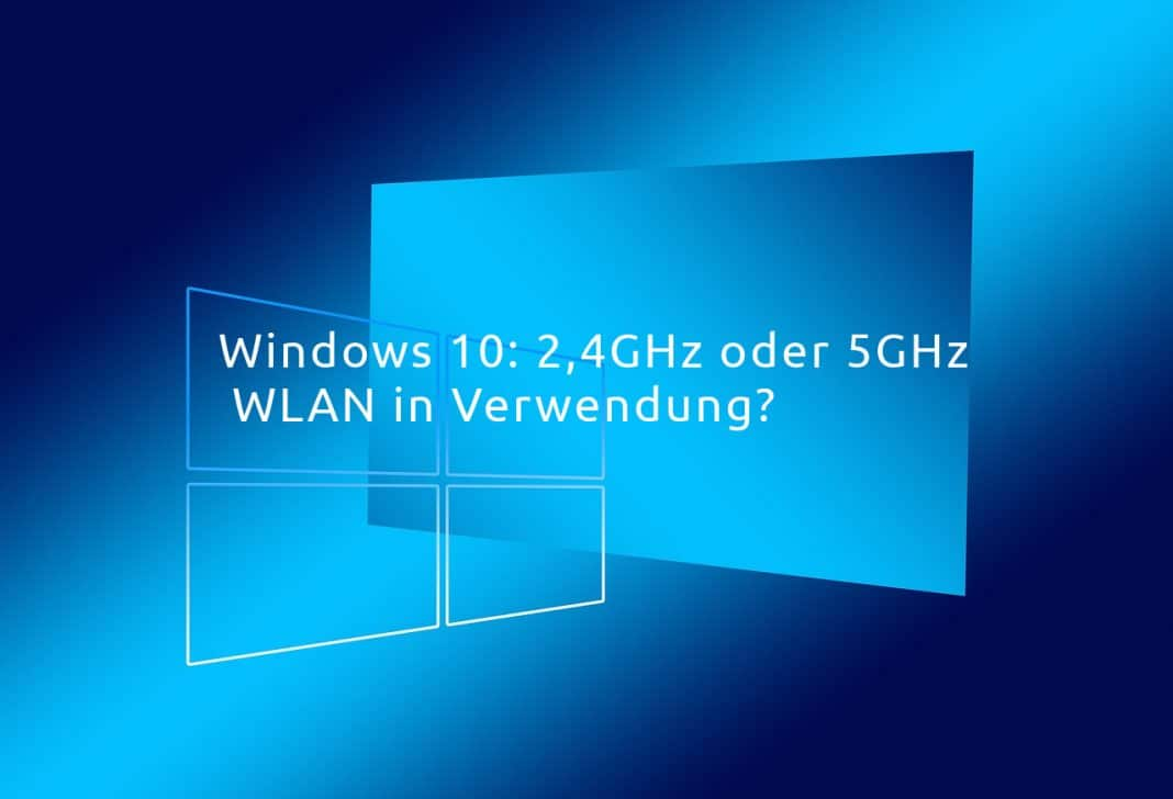 Windows 10 verwendete Frequenz anzeigen Beitragsbild