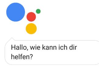 Google Assistant Befehlsübersicht