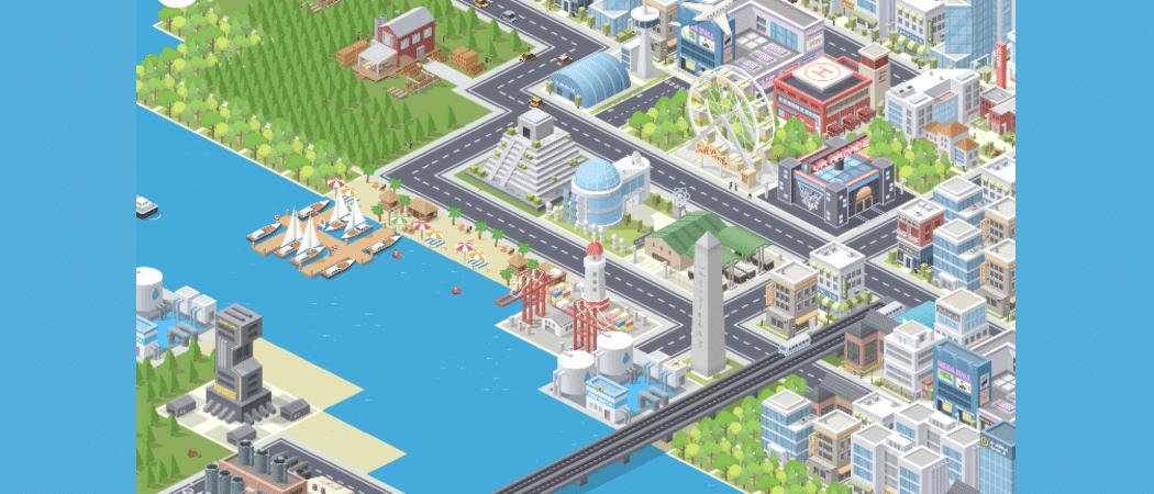 Pocekt City Beitragsbild