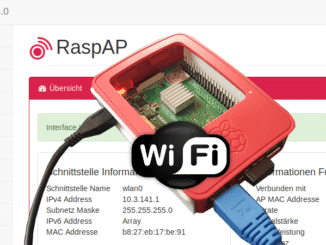 Raspberry Pi Wifi Access Point Beitragsbild