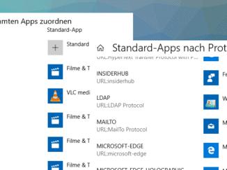 Windows 10 Standard Apps wählen Beitreagsbild