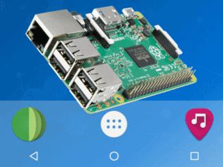 Android auf dem raspberry Pi Beitragsbild