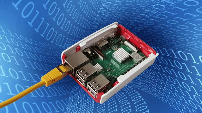 Raspberry Pi IP-Adresse herausfinden Beitragsbild