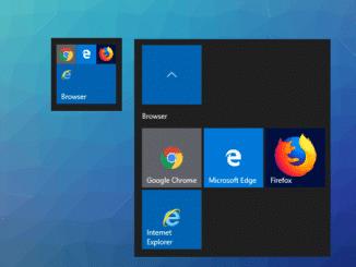 Windows 10 Startmenü Ordner Beitragsbild