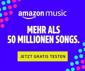 Amazon Prime Music testen