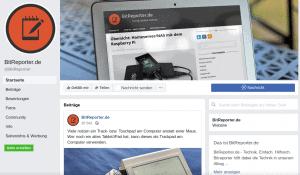 Bitreporter.de auf Facebook