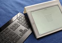 Tablet als Trackpad Beitrag