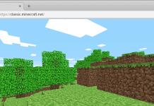 Minecraft im Browser Beitrag