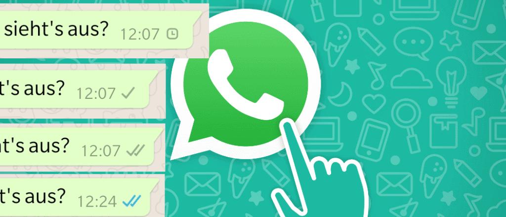 Das bedeuten die WhatsApp-Haken in Nachrichten - BitReporter