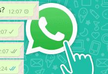 WhatsApp Symbole Beitrag