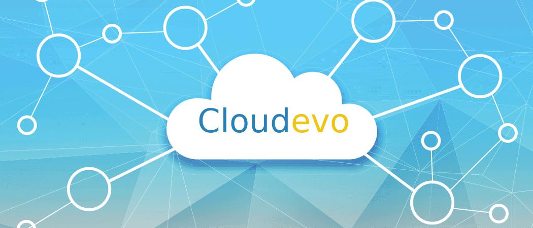 Cloudevo Beitrag