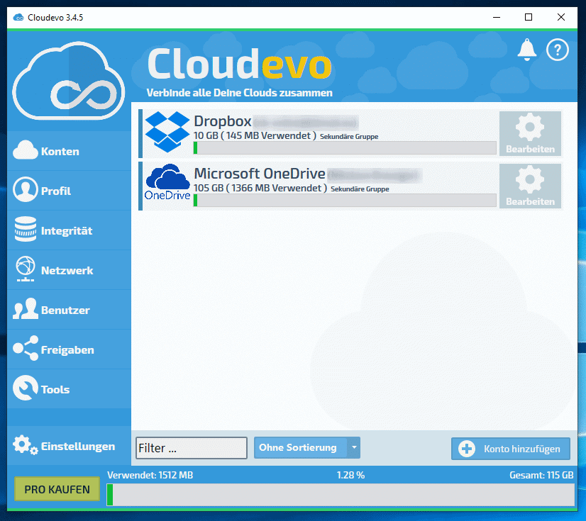 Cloudevo Software