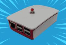Raspberry Pi mit Schalter Beitrag