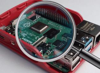 Raspberry Pi 4 Lupe Beitrag