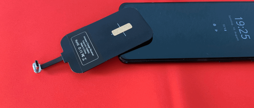 Smartphone kabellos laden Beitrag