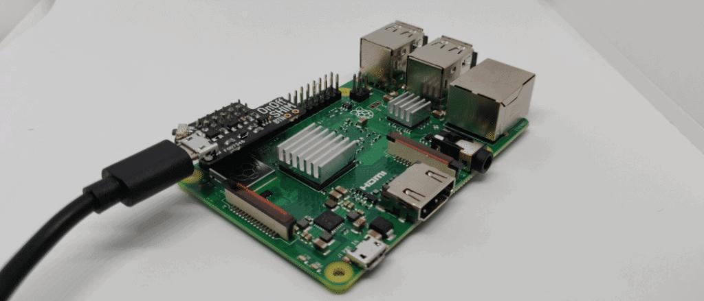 Raspberry Pi mit OnOff-Shim