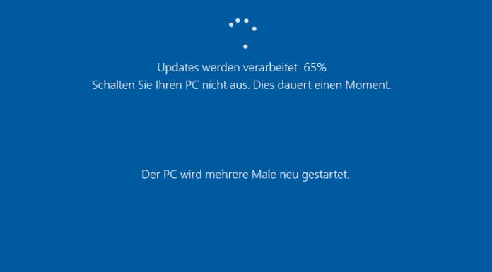 Windows 10 Update Assisten Beitrag