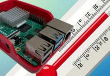 Raspberry Pi Temperatur messen Beitrag