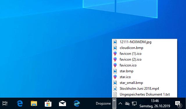 Ordner direkt in Windows 10 Taskleiste einbinden