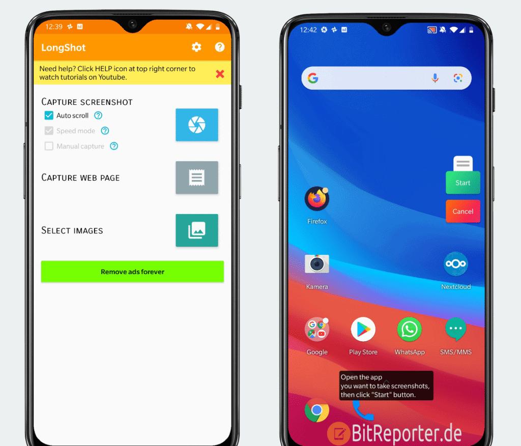 Longshot App