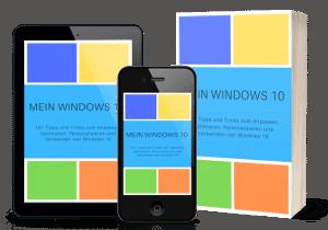 Mein Windows 10 E-Book