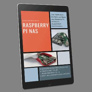 Raspberry Pi NAS E-Book
