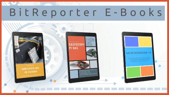 BitReporter E-Books