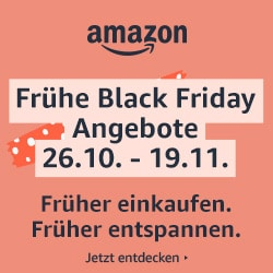 Amazon frühe Black Friday Angebote
