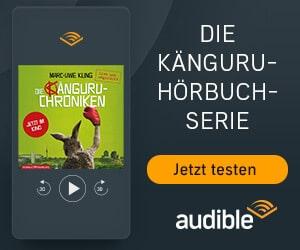 Audible Känguru-Chroniken Hörbuch