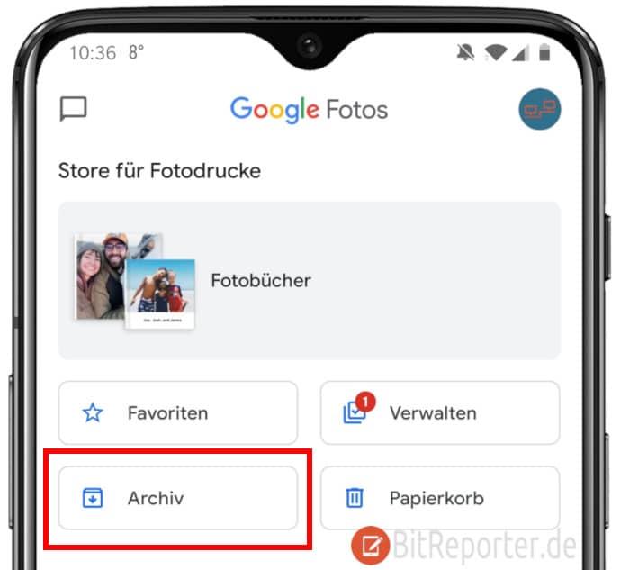 Archiv Google