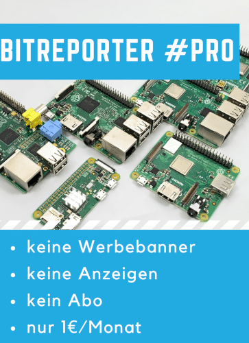BitReporter Pro Mitgliedschaft