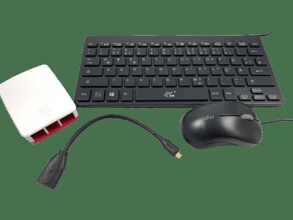 wichtiges Zubehör für Raspberry Pi